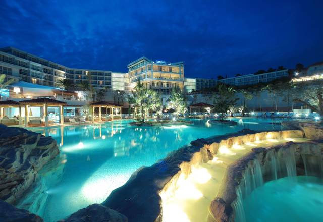 Amfora Grand Beach Resort hrvatska