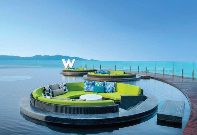 Bazeni u hotelu W Retreat Koh Samui